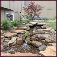 Waterfalls/Ponds - Water Features